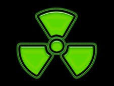 Free Radiation Green Royalty Free Stock Photo - 2780695