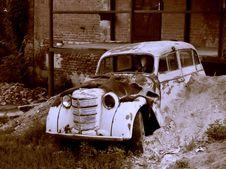 Free Grunge Car Stock Images - 2781334