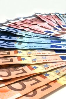 Free European Money. Stock Images - 2781674