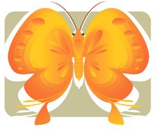 Free Butterfly Royalty Free Stock Image - 2782526
