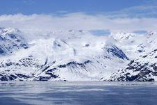 Glacier Bay Landscape Stock Photos
