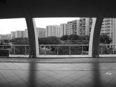 Free Train Station In Singapore Stock Image - 2783421