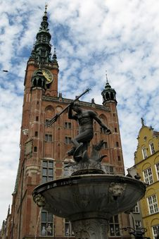 Free Gdansk Royalty Free Stock Photography - 2784887
