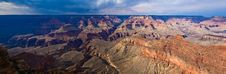 Free Panorama Of The Grand Canyon Royalty Free Stock Image - 2785926