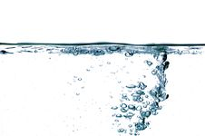 Free Water Drops 26 Stock Photography - 2786922