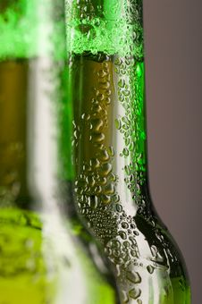 Free Bottles Of Beer Royalty Free Stock Photos - 2787018