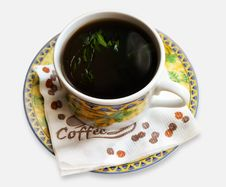 Free Cup Of Coffee (Isolation) Royalty Free Stock Photo - 2788015