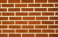 Free Red Brick Wall Royalty Free Stock Images - 2788079