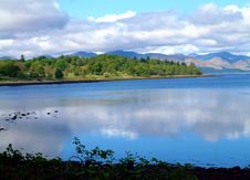 Loch Eil Stock Image