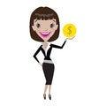 Free Businesswoman Royalty Free Stock Photos - 27808238