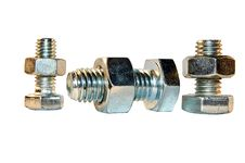 Free Bolt And Nut Stock Images - 27809874