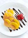 Free Pancakes Royalty Free Stock Images - 27814439