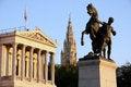 Free The Austrian Parliament In Vienna, Austria Stock Photography - 27818472