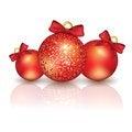 Free Christmas Tree Balls Stock Photo - 27819180