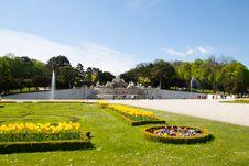 Free Schonbrunn Palace Gardens At Vienna, Austria Stock Photos - 27810313