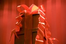 Free Gift Boxes Stock Photo - 27814630