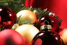 Free Christmas Decorations Stock Photos - 27815693