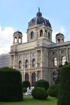 Free Kunsthistorisches Museum In Vienna, Austria Royalty Free Stock Photos - 27818448