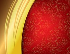 Free Red Luxury Background Stock Images - 27819304