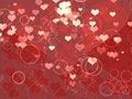 Free Shiny Hearts Royalty Free Stock Photos - 27829498