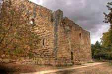 Free Medieval,  Castle Near Jerusalem Royalty Free Stock Photography - 27823057