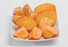 Free Persimmon Royalty Free Stock Image - 27824016