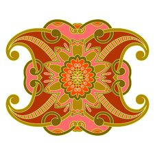Free Vector Ornament. Royalty Free Stock Images - 27825199
