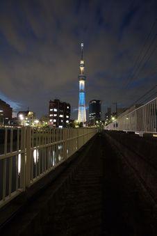Free Tokyo Sky Tree Stock Photos - 27829163