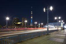 Free Tokyo Sky Tree Stock Photography - 27829202