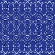 Free Background, Openwork Seamless Pattern Royalty Free Stock Image - 27835136