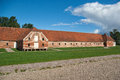 Free Old Farm Horse Stable Denmark Stock Images - 27847954