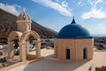 Free Church And Bell Santorini Royalty Free Stock Photo - 27848675