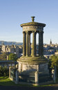 Free Dugald Stewart Monument Royalty Free Stock Image - 27849586