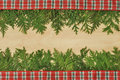 Free Background Of Conifer Branches Royalty Free Stock Photo - 27850895