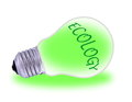 Free Green  Electric Energy From Renewable Sources Stock Photos - 27855663