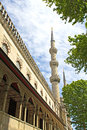 Free Minaret Of The Blue Mosque Stock Image - 27857381