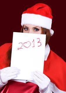 Free Happy New Year 2013 Stock Photos - 27855383