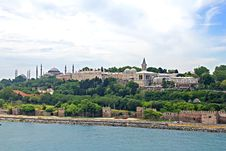Free Istanbul, View From Bosporus Strait Stock Photo - 27857260