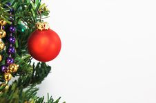 Free Christmas Decorations Stock Images - 27859234