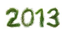Free New Year - 2013 Royalty Free Stock Images - 27859269