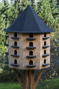 Free Bird House Hotel Royalty Free Stock Images - 27867879