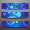 Free Set Of Vector Web Banners Stock Image - 27873601