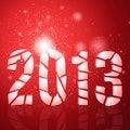 Free 2013 Year Royalty Free Stock Image - 27873676