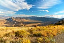 Free On The Way To The Tioga Pass, California Royalty Free Stock Photo - 27872535