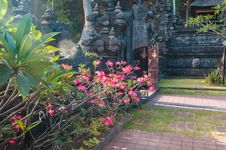 Free Goa Lawah, Bali, Indonesia Stock Image - 27875941