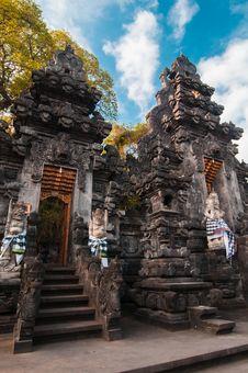 Free Goa Lawah, Bali, Indonesia Royalty Free Stock Photo - 27875945
