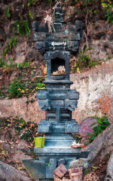 Free Goa Lawah, Bali, Indonesia Stock Photography - 27875952