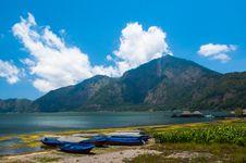 Free Lake Batur, Bali, Indonesia Stock Photos - 27875973
