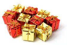 Free Christmas Presents Stock Photo - 27879660