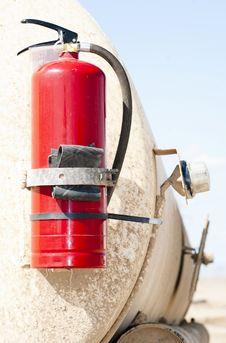 Free Extinguisher Royalty Free Stock Images - 27879769